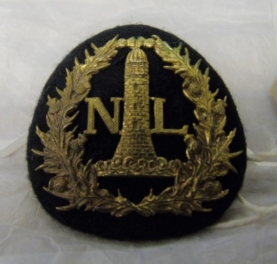 Principal Lightkeeper's cap badge image