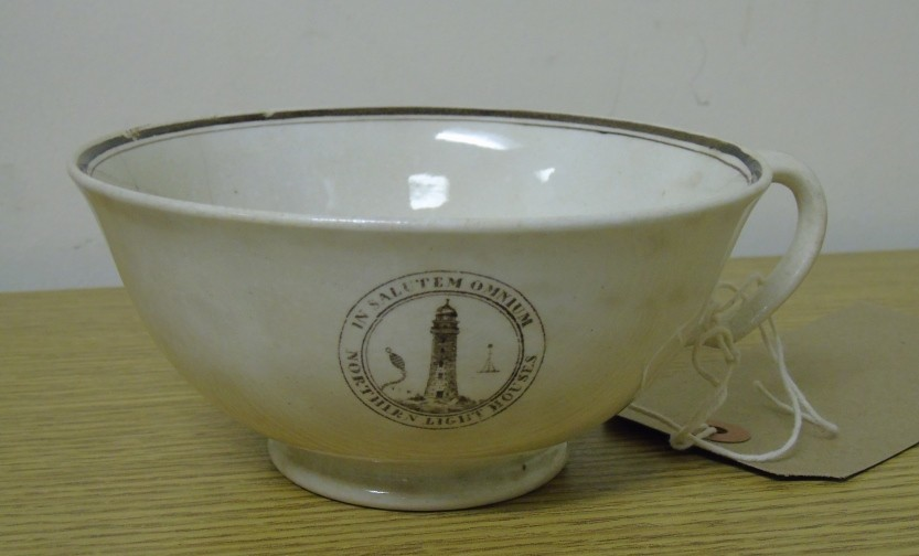 northern lighthouse board breakfast teacup