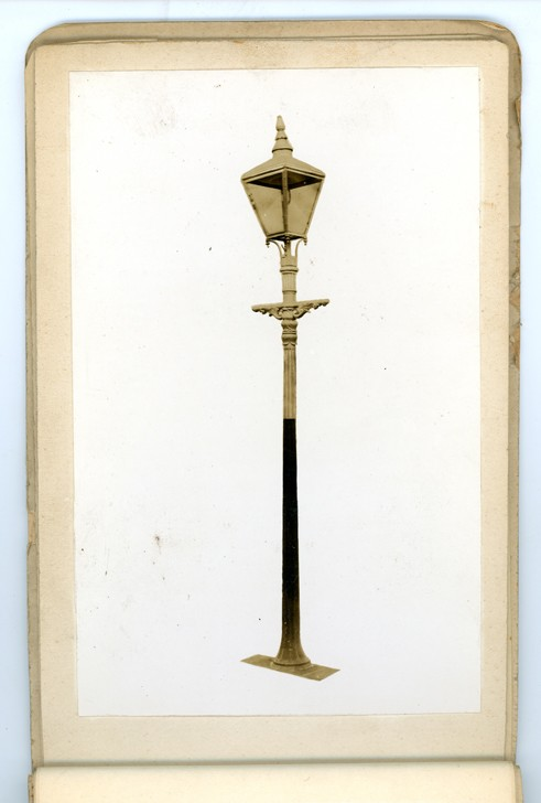 Catalogue for Iron Lamp Standards, 1910