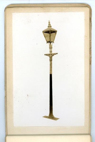 Catalogue for Iron Lamp Standards image