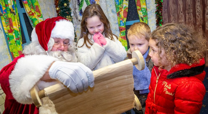 Father Christmas & the Paraffin Pixies image