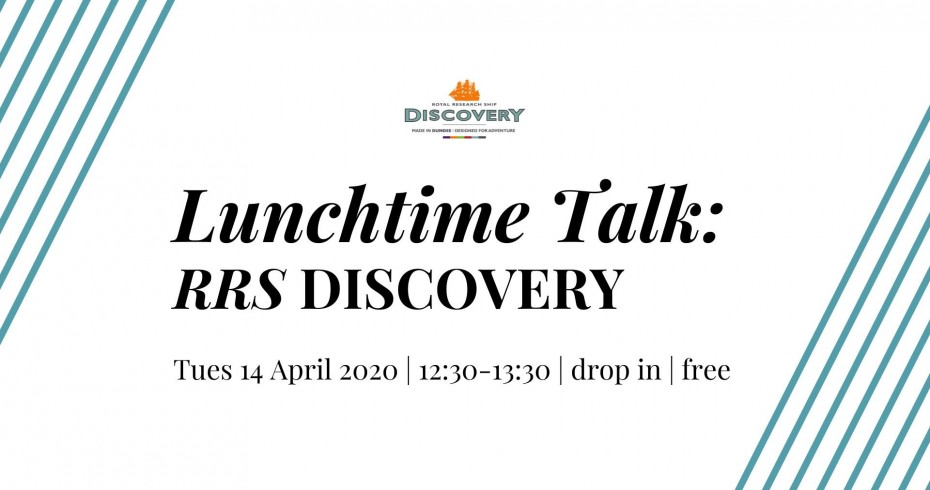 rrs discovery talk title card