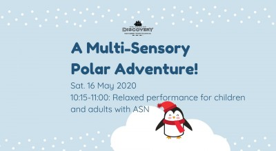 Relaxed Performance: A Multi-sensory Polar Adventure! image
