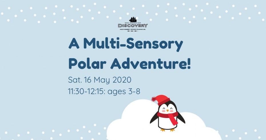 polar adventure title card