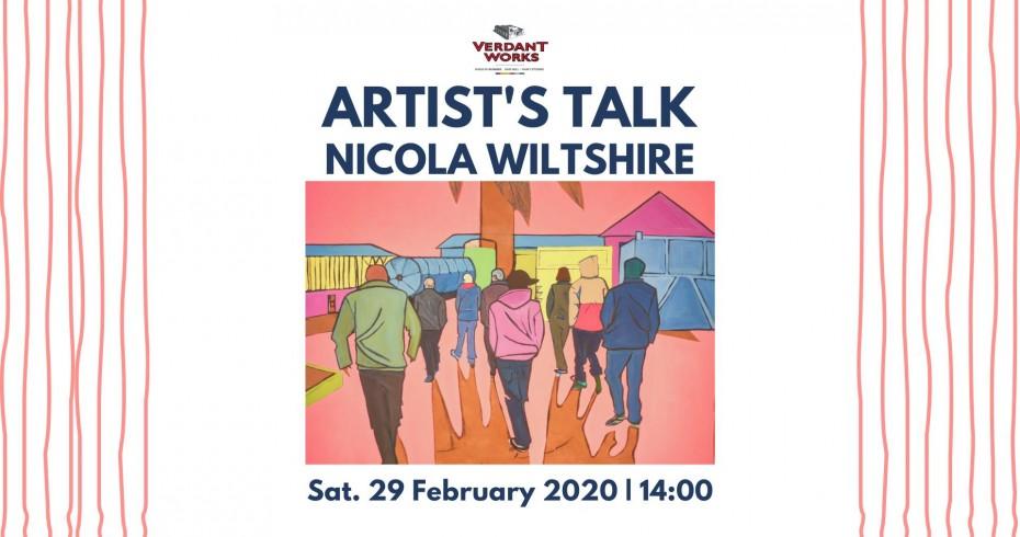 nicol wiltshire talk title card