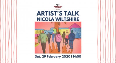 Artist's Talk: Nicola Wiltshire image