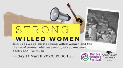 Strong Willed Women image