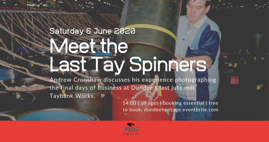 Meet the last tay spinners title card