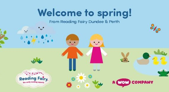 Reading Fairy Sunday Classes for ages 1-5 in Dundee! image