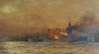 Woven Waves: Jutland: The Unfinished Battle with Nick Jellicoe image