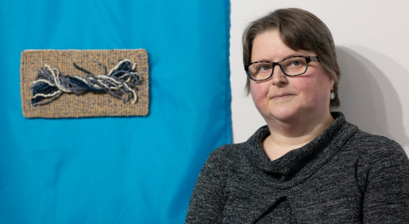 Woven Waves: The Battle of Jutland Artist Guided Tour image