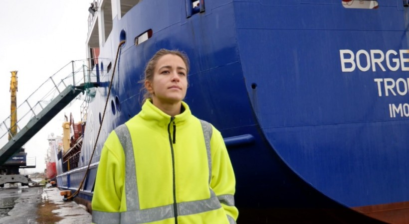International Woman's Day 2020 Women in the Fishing Industry image