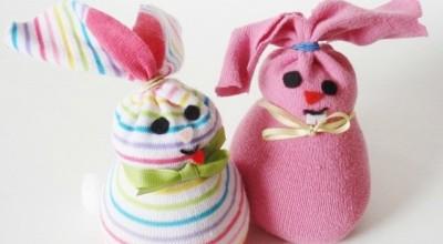 Sock Bunny Workshop image