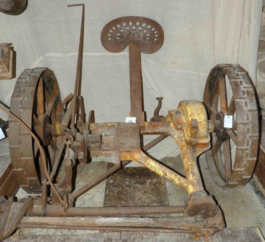 Massey mower