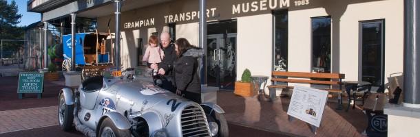 Grampian Transport Museum thumbnail