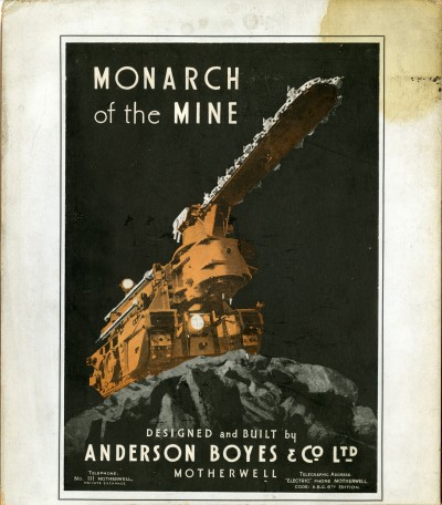 Monarch of the Mine image