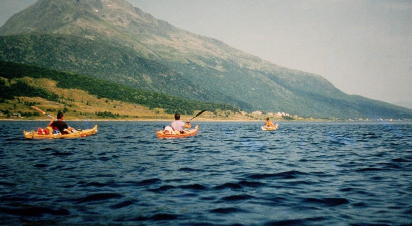Into the Maelstrom: The Scottish Kayak Expedition to North West Norway 1980 image