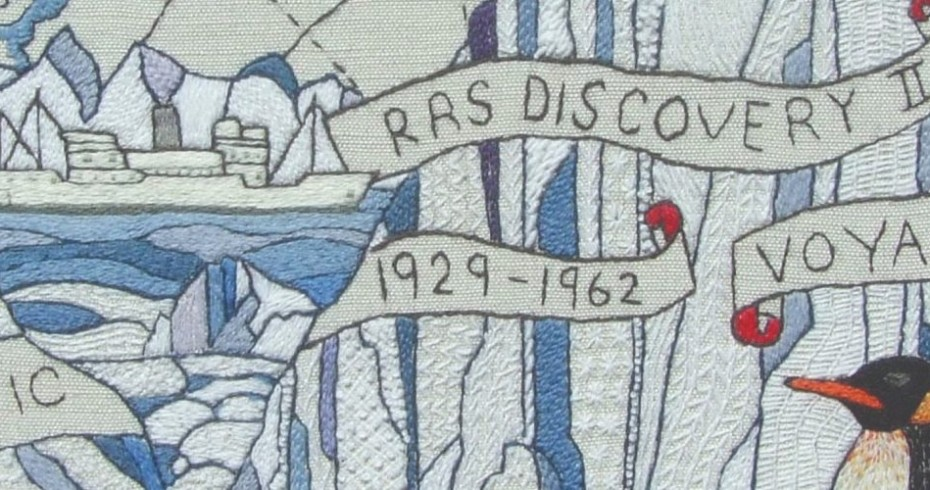 extract from diaspora tapestry featuring dundee