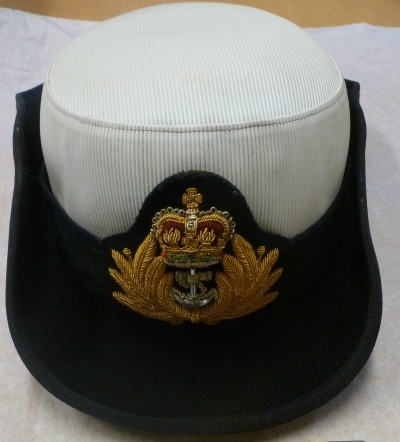 Royal Navy Female Officer's Cap image
