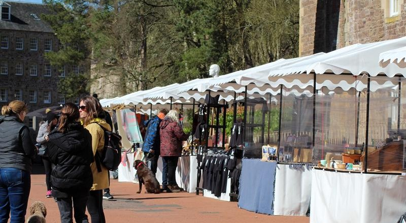 New Lanark Markets image