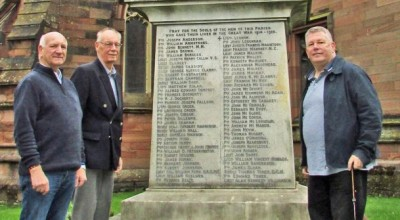 The Lost Men of a Parish Our Lady & St Joseph's Heroes Remembered 1914 -18 image