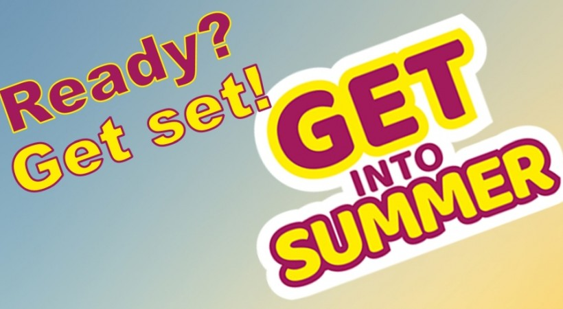 Ready? Get set! Get into summer! image