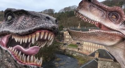 Jurassic Lanark: Walk in their Footsteps image