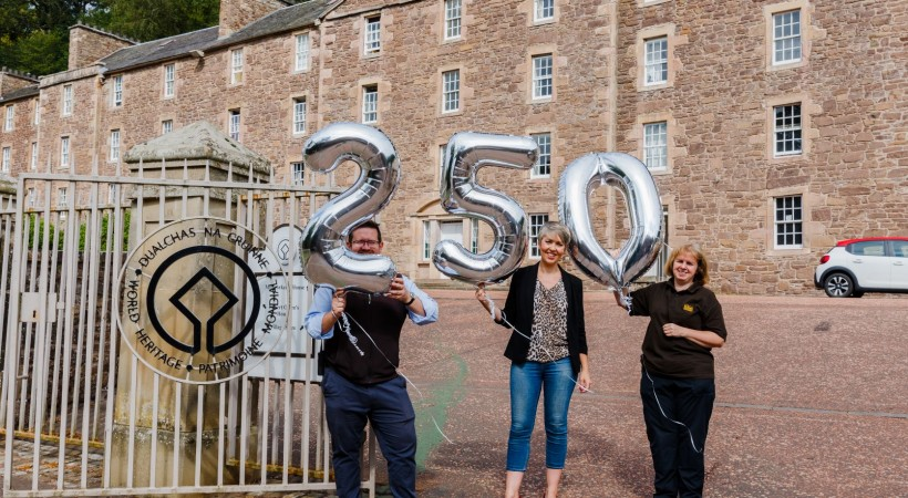 New Lanark 2021: A Living Legacy image