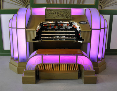 Cinema Organ image