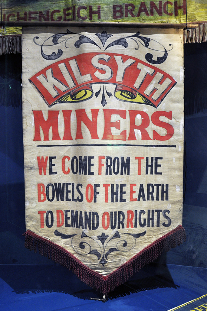 Miners Banner