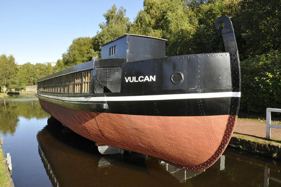 Passenger Barge