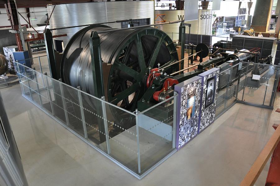 Colliery Winding Engine