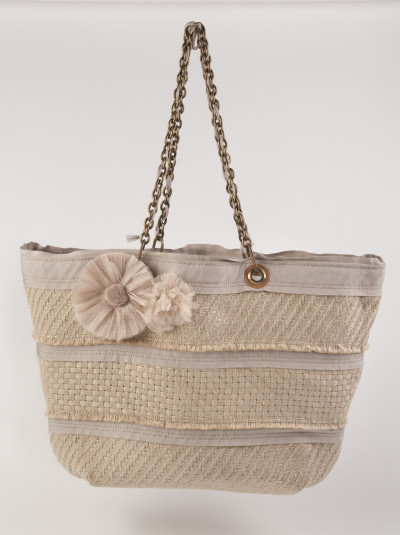 Lanvin Jute Beach Bag image