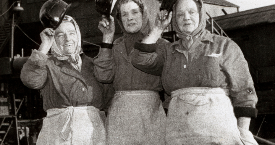 Female Pithead Workers