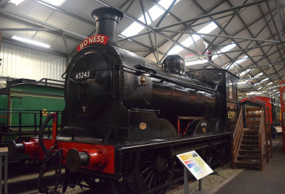 North British Railway Class C No.673 'Maude' image
